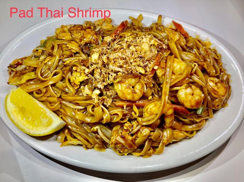 Pad Thai Shrimp Image
