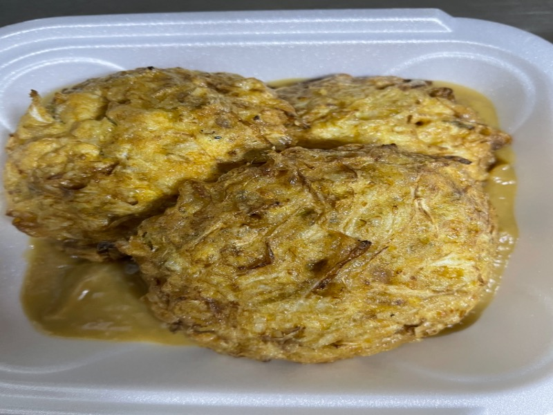 Chicken Egg Foo Young Image