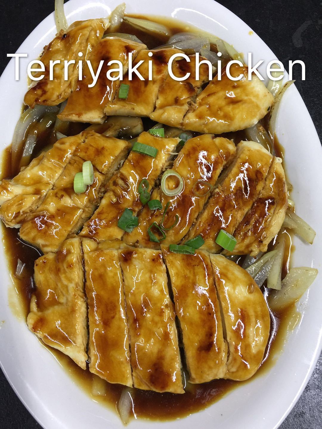 Teriyaki Chicken Image