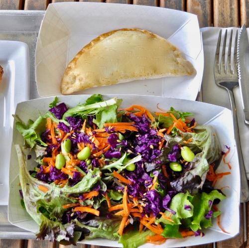 Organic beef  baked empanada - grass fed Image
