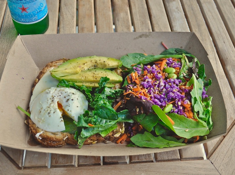 Power Toast Lunch Image