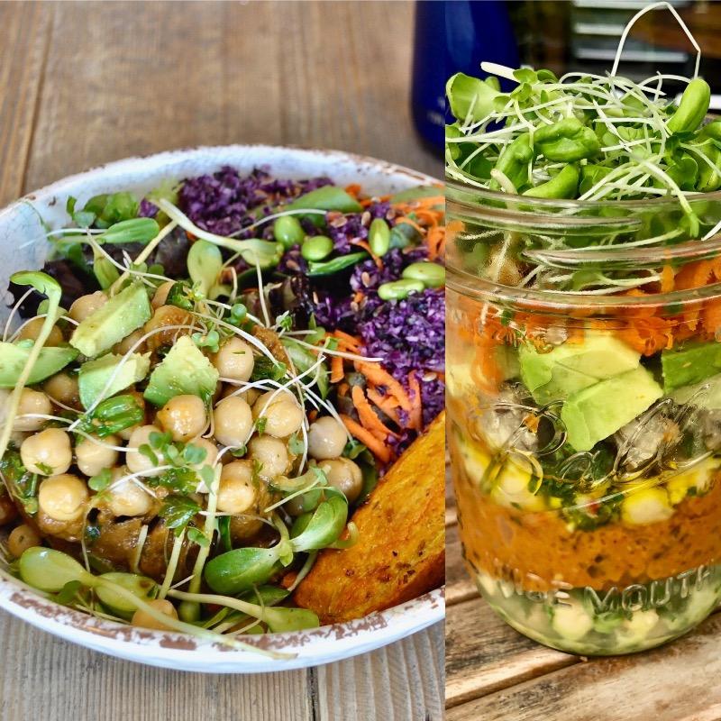 Garden Jar Image