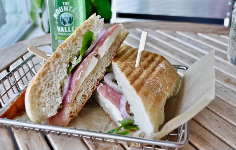 Prosciutto Sandwich Image