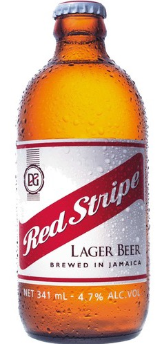 Red Stripe Image