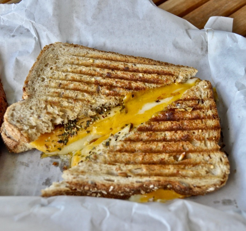 Bambino Grilled Cheese (Kids) Image