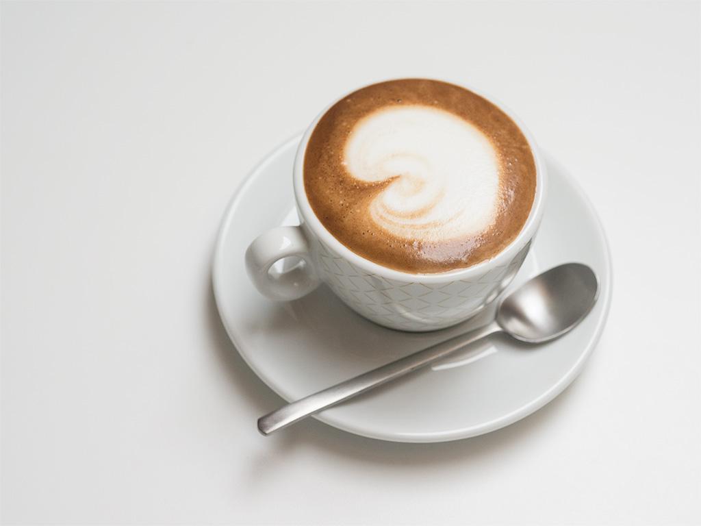 Organic Cappuccino Image