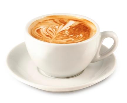 Organic Caffé Latte Image