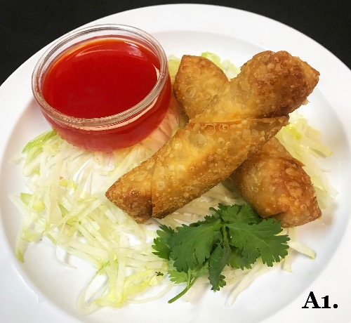 A1. Meat Egg Roll (2) Image