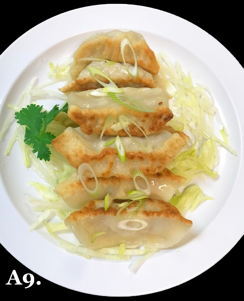 A8. Fried Dumplings (6) Image