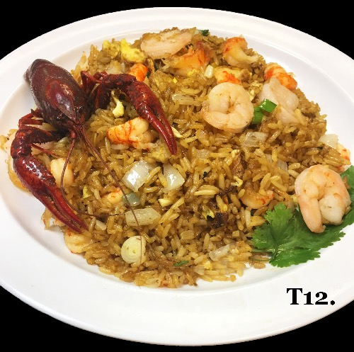 T10. Twins Dragon Fried Rice