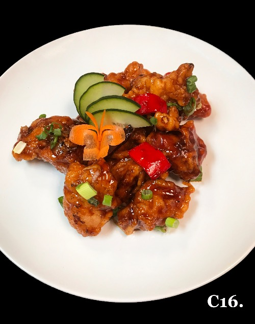 C1. General Tso's Chicken Image