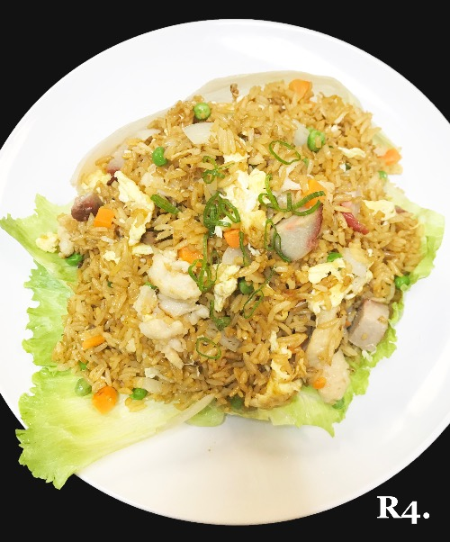 R4. House Fried Rice
