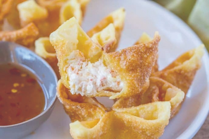 A7. Crab Puffs (6) Image
