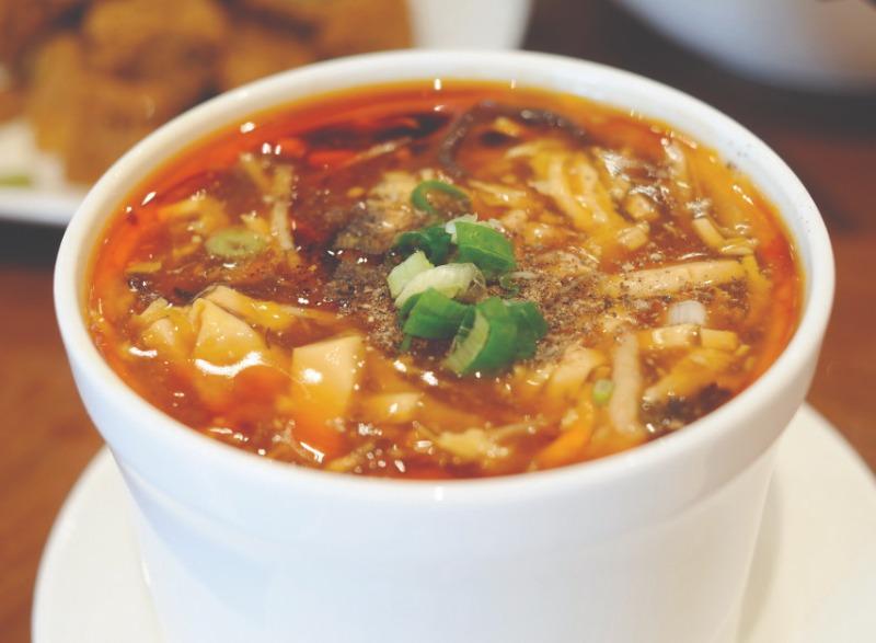 S2. Hot & Sour Soup Image