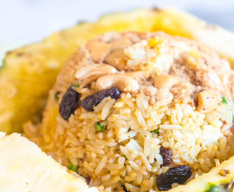 R2. Pineapple Fried Rice Image