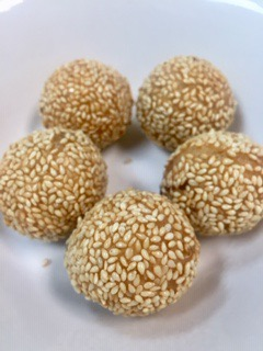 A2. Fried Sesame Balls (5) Image