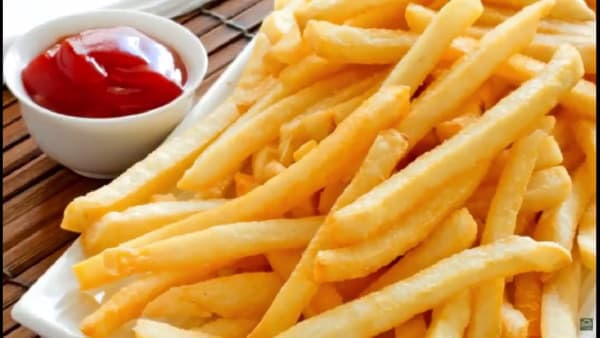A3. French Fries Image