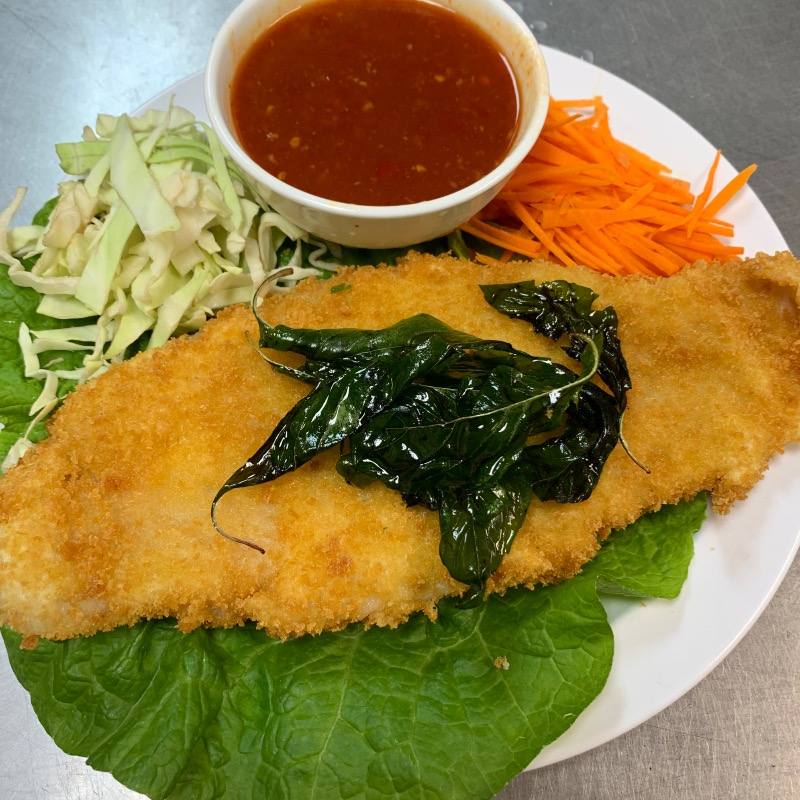 SP3.Fried Fillet Basa