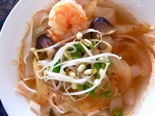S8. Tom Yum Noodle Soup