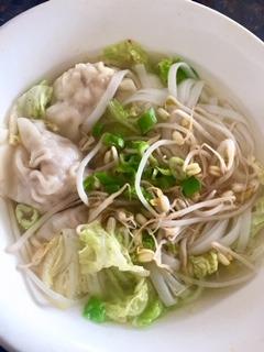 S9. Wonton Noodle Soup Image