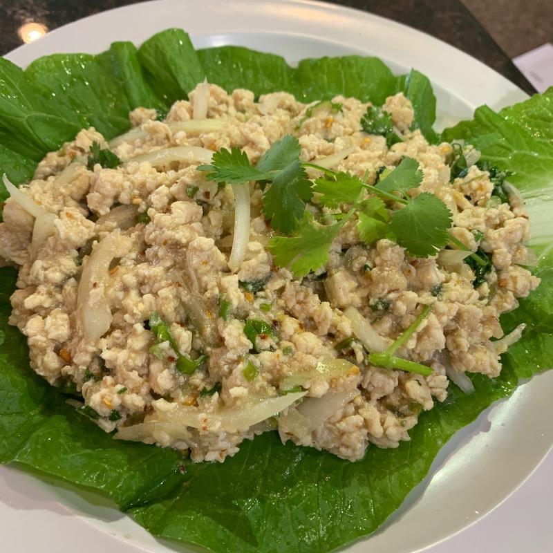 SA3. Laab Moo (Pork Salad)
