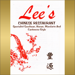 Lee's Chinese - South Burlington
