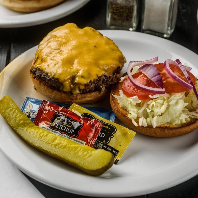 Original Burger Image