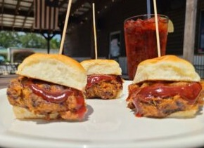 Pulled Pork Sliders Image