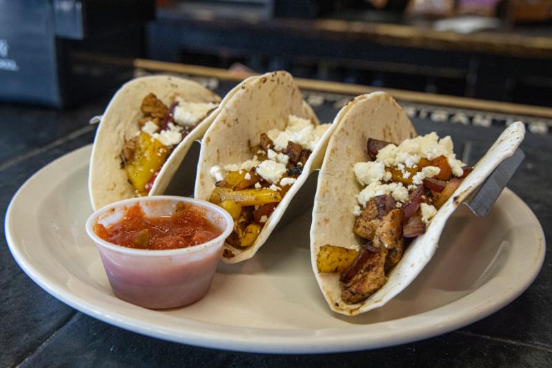 Chicken Tacos Image