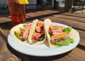 Tuna Tacos Image