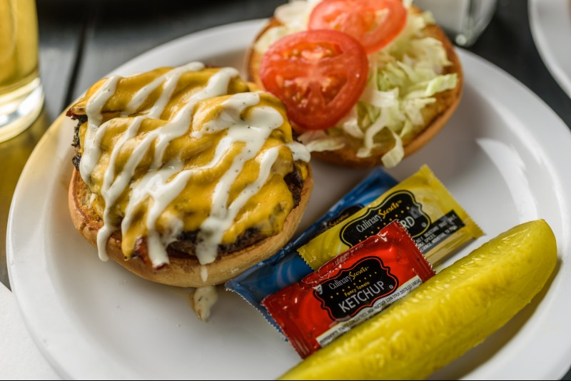 Ranch Burger Image