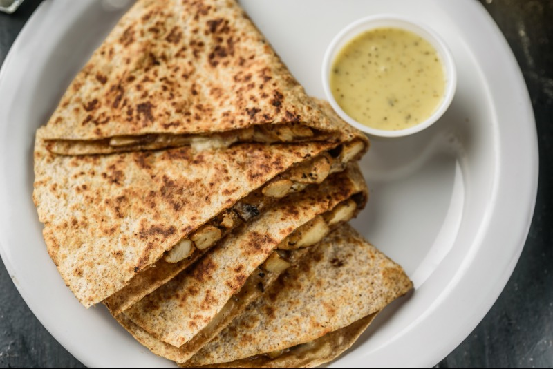 Chicken Quesadilla Image