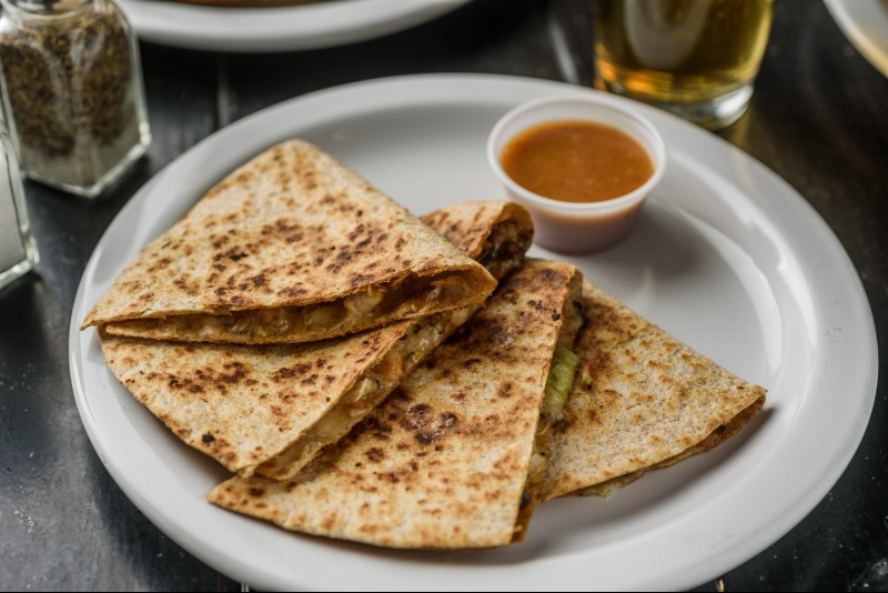 Shrimp Quesadilla Image