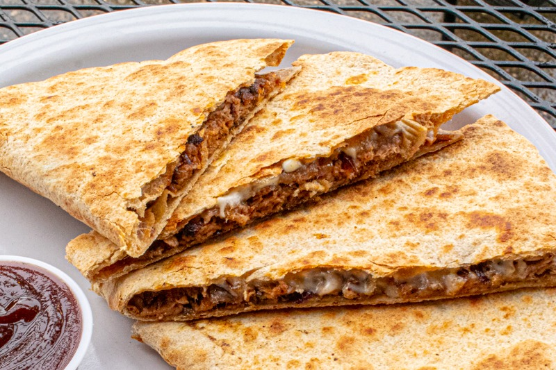 Pulled Pork Quesadilla Image