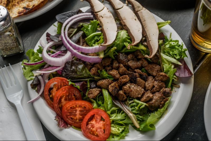 Steak Salad Image