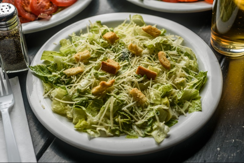 Side - Caesar Salad Image