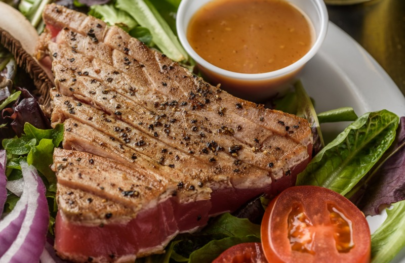 Tuna Steak (On the Side) Image