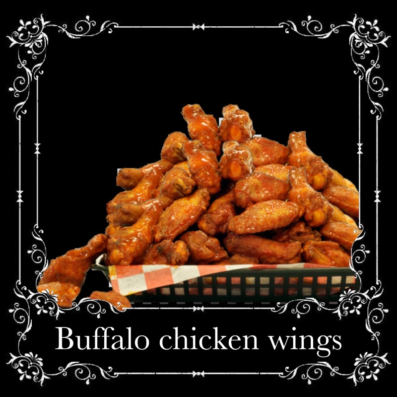 BUFFALO WINGS Image
