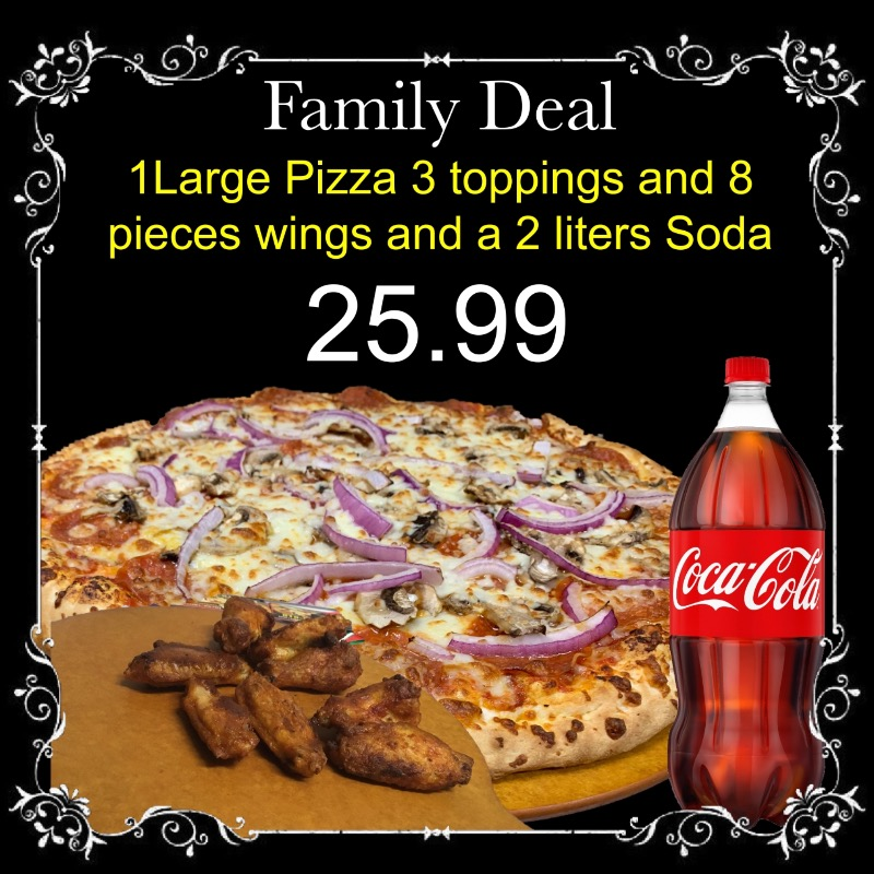 Large Family Deal
