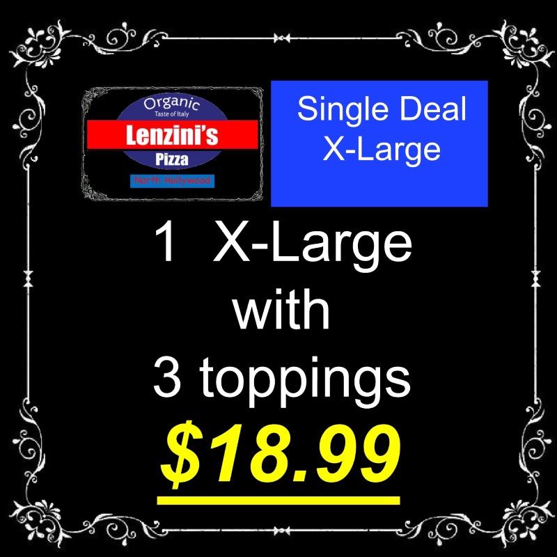 X-Large single Deal Image
