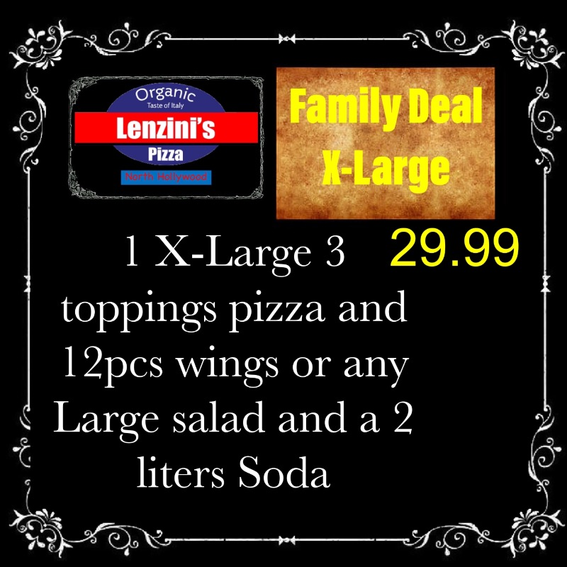 X-Large Family Deal