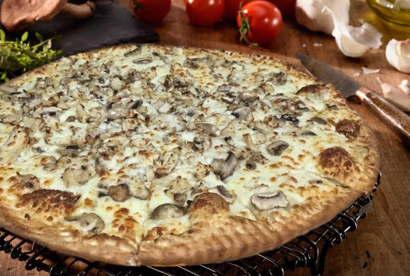 WHITE PIZZA Image