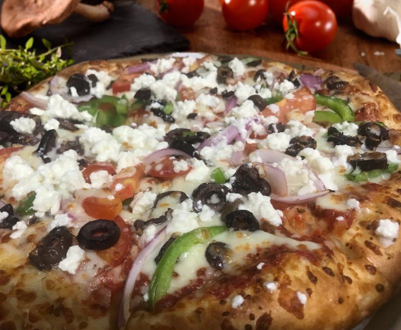 GREEK PIZZA Image