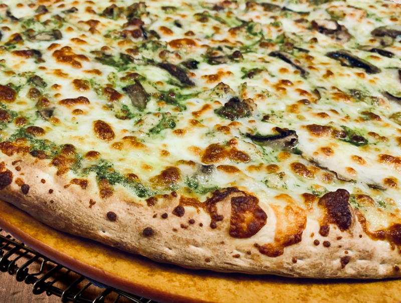 PESTO PIZZA Image