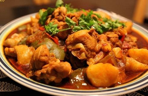 Big Plate Chicken  大盘鸡 Image