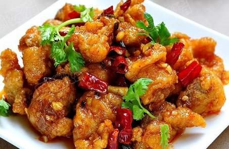 General T'so Chicken  左宗棠鸡 Image