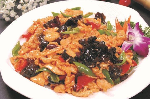 Yuxiang Pork  鱼香肉丝 Image
