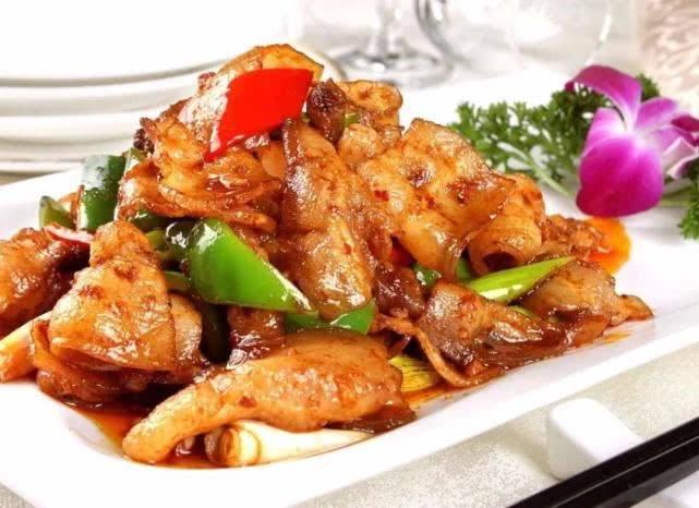 Twice Cooked Pork  回锅肉 Image