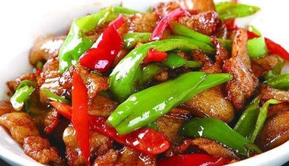 Hunan Stir Fry Pork 湖南小炒肉