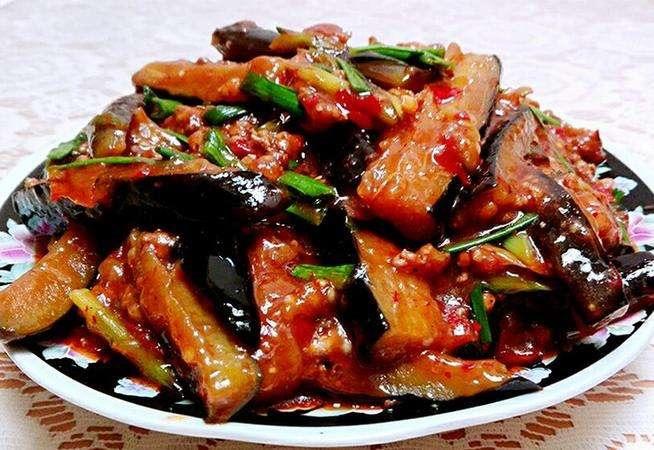 Yuxiang Eggplant  鱼香茄子 Image